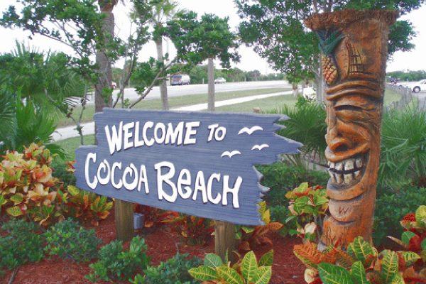 Cocoa Beach, Orlando, Florida