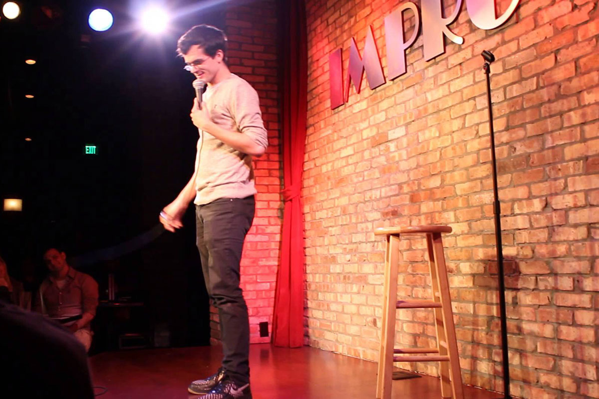 Improv Comedy Club and Dinner Theater in Orlando, Florida