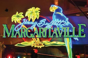Jimmy Buffett's Margaritaville in Orlando, Florida