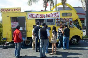 Korean BBQ Taco Box in Orlando Florida